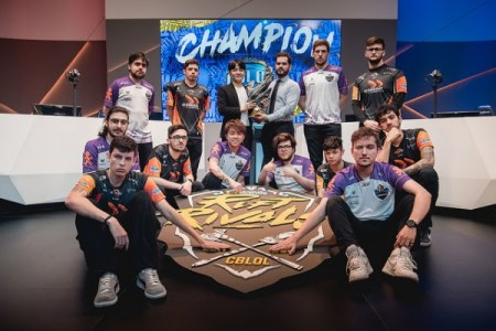 Brasil se corona campeón en Rift Rivals 2018 de League of Legends