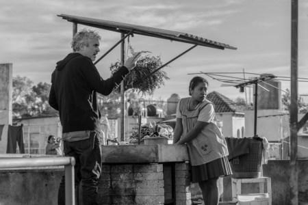 ROMA de Alfonso Cuarón como pieza principal en el 56º Festival de Cine de Nueva York