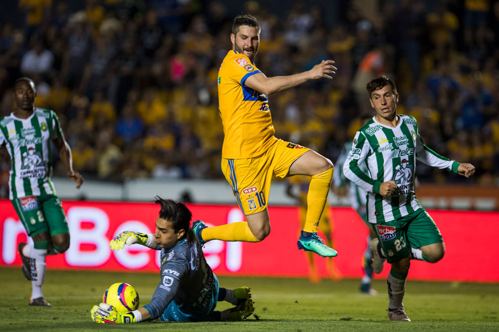 Tigres vs León, Jornada 1 de la Liga MX A2018 ¡En vivo por internet! - tigres-vs-leon-apertura-2018