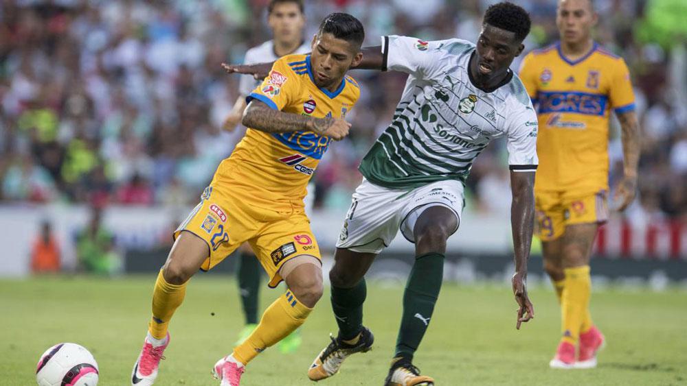 Tigres vs Santos, Campeón de campeones 2018 ¡En vivo por internet! - tigres-vs-santos-campeon-de-campeones-2018