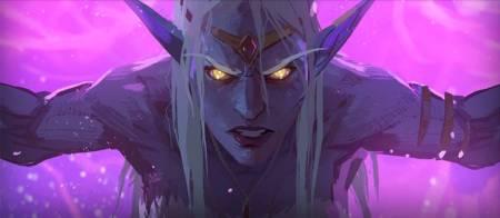 """Gamescon: """"Azshara"""", el tercer episodio de la serie de cortos animados Warbringers"""