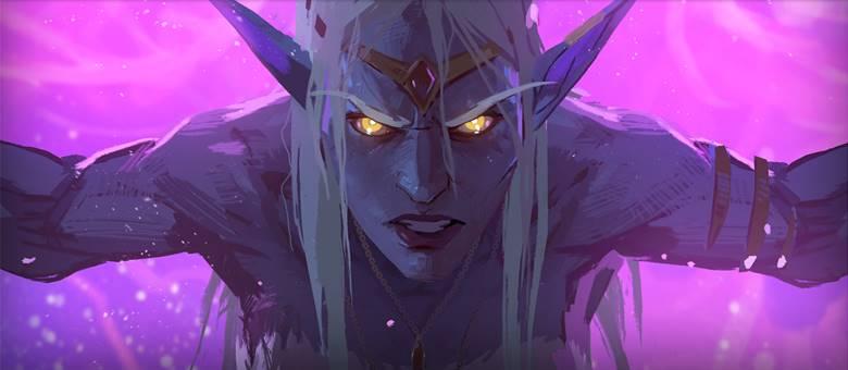 """Gamescon: """"Azshara"""", el tercer episodio de la serie de cortos animados Warbringers - azshara"""