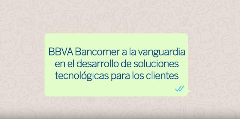 BBVA Bancomer integra el asistente virtual BBVA a través de Whatsapp e inteligencia Artificial - bbva-bancomer-integra-el-asistente-virtual-bbva-a-traves-de-whatsapp_1-800x398