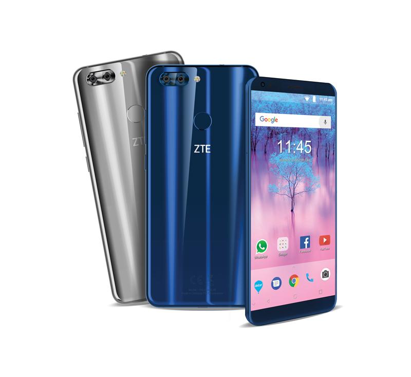 ZTE anuncia la llegada a México del Blade V9 en su versión de32GB - blade-v9-800x734