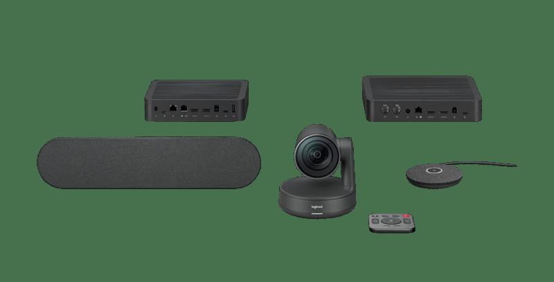 Logitech presentará cámara premium para videoconferencia en el InfoComm - camara-para-videoconferencia-logitech_rally-800x407