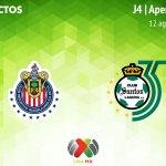 Chivas vs Santos, J4 del Apertura 2018 ¡En vivo por internet!