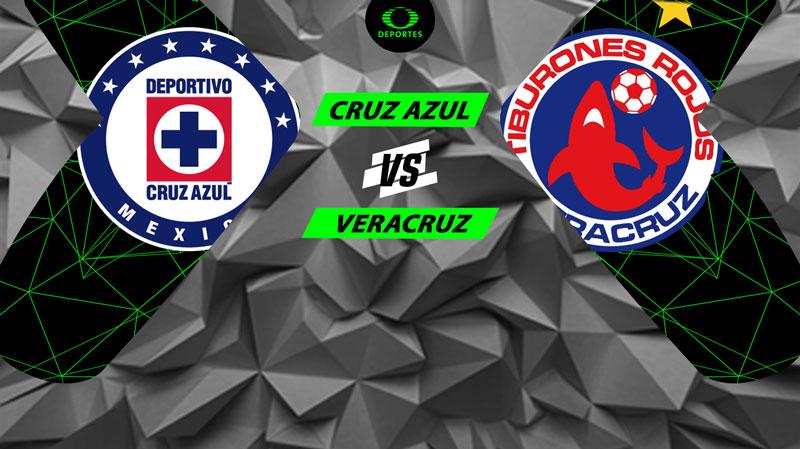 Cruz Azul vs Veracruz, Jornada 8 de Liga MX A2018 ¡En vivo por internet! - cruz-azul-contra-veracruz-a2018