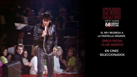 ¡El Rey del Rock & Roll llega a Cinépolis!
