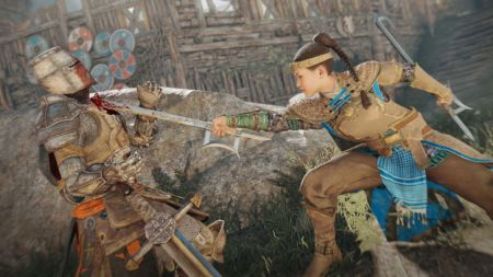 For Honor Marching Fire incluirá un modo Arcade y PVE