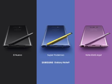 Samsung Galaxy Note9 llega a México ¡conoce los detalles de la Preventa en México!