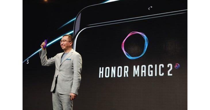 Lanzamiento del dispositivo Honor Magic 2 en el marco de la IFA 2018 - honor-magic-2-ifa-2018