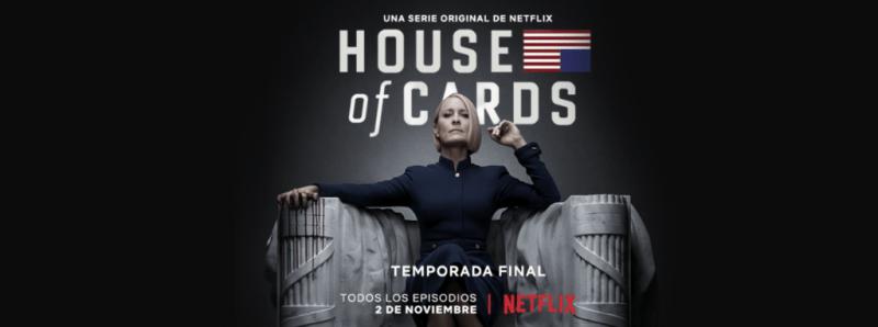 Netflix revela nuevos personajes de House of Cards - house-of-cards_nuevos-personajes-800x298