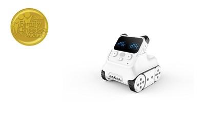 Los robots educativos STEAM de Makeblock ganan los premios Family Choice 2018 - makeblock-codey-rocky