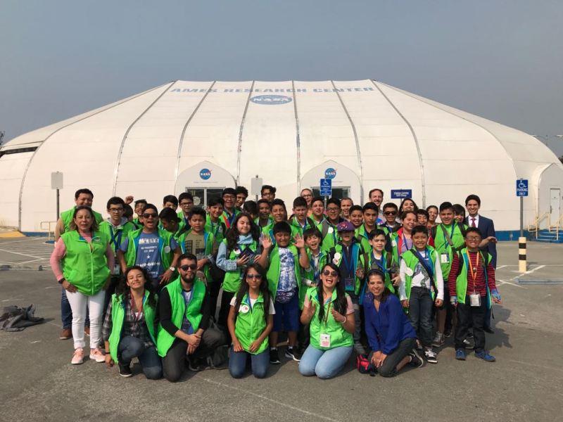 Niñas y niños viajaron a Silicon Valley para expandir sus conocimientos en ciencia, tecnología y robótica - nincc83os-viajaron-a-silicon-valley_1-1-800x600