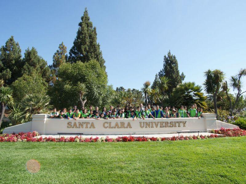 Niñas y niños viajaron a Silicon Valley para expandir sus conocimientos en ciencia, tecnología y robótica - nincc83os-viajaron-a-silicon-valley_5-1-800x600