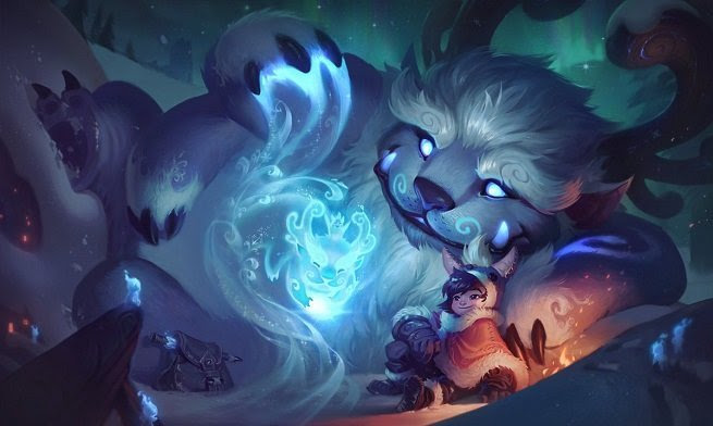 Nunu y Willump ¡ya disponibles en League of Legends! - nunu-y-willump_lol
