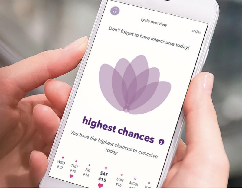 Crea investigador mexicano aplicación que ayuda a mujeres a incrementar las posibilidades de embarazo - pearl-fertility-app-800x626