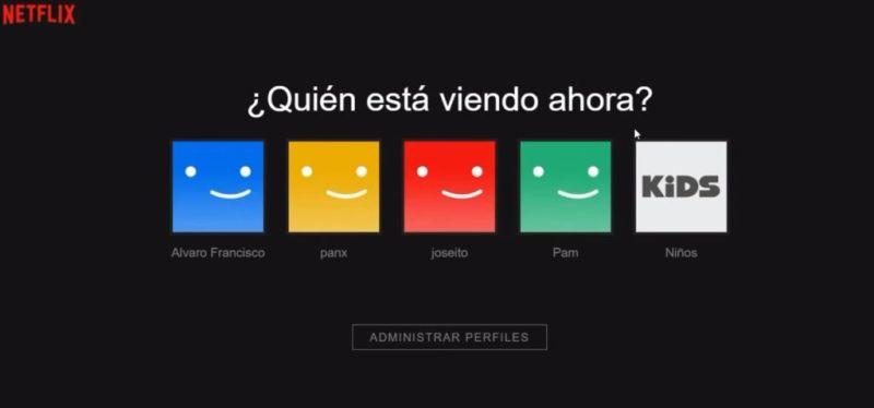 ¿Como Personalizar tu perfil de Netflix con el icono de tu personaje preferido? - perfil-800x374