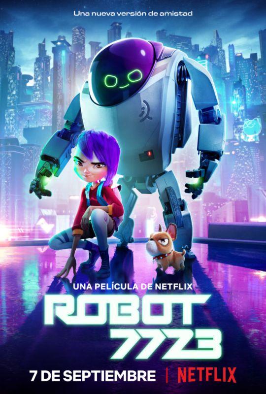 Robot 7723, se estrena el 7 de septiembre ¡Ve el nuevo tráiler! - robot-7723-540x800