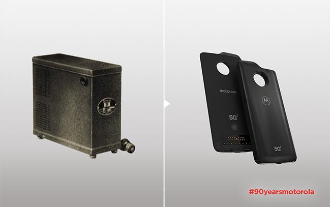 Motorola 90 años: 9 momentos que marcaron la historia de Motorola - 90-year-motorola_2