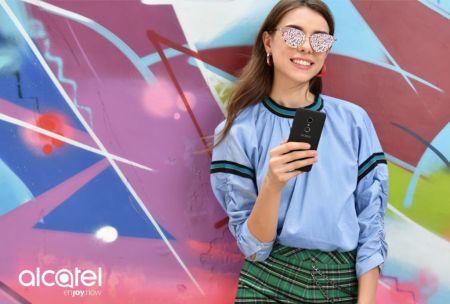 Los smartphone Alcatel 1 y Alcatel 1X recibirán la actualización para operar el servicio VoLTE