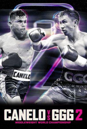"""Cinépolis presenta: """"Canelo vs. GGG 2"""" este 15 de septiembre"""