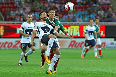 Chivas vs Pumas, Octavos de Copa MX A2018 ¡En vivo por internet!