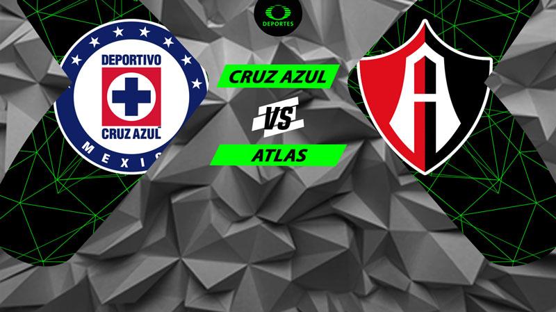 Cruz Azul vs Atlas, Jornada 10 de Liga MX A2018 ¡En vivo por internet! - cruz-azul-vs-atlas-apertura-2018-televisa-deportes