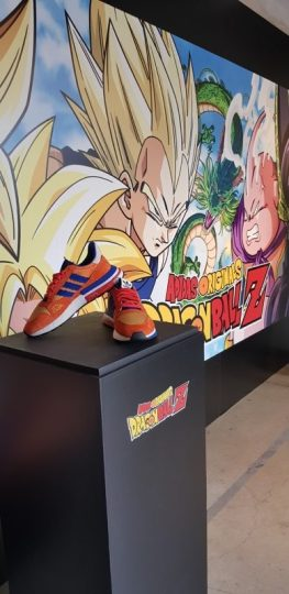 El primer drop de sneakers de Dragon Ball de adidas Originals ya en México - drop-adidas-originals-x-dragon-ball_2-e1538201035823
