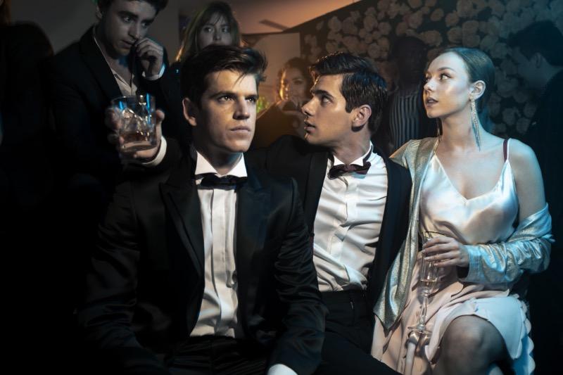 ÉLITE, serie original española de Netflix llega el 5 de octubre - elite-netflix_1
