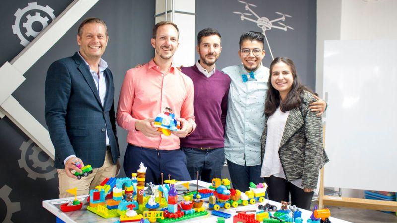 Presentan programa internacional FIRST LEGO League Jr. Discovery en México - first-lego-league-jr-discovery-en-mexico-800x450
