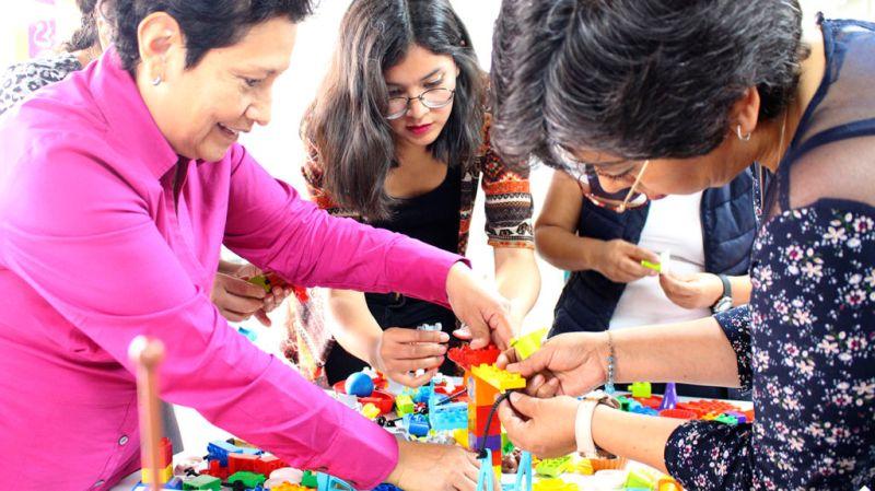 Presentan programa internacional FIRST LEGO League Jr. Discovery en México - first-lego-league-jr-discovery-en-mexico_1-800x449