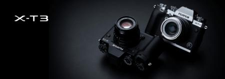 Nueva Fujifilm X-T3: la primera cámara mirrorless que graba vídeos en 4K