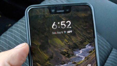 Le siguen acabando la sorpresa a Google: ahora encuentran un Pixel 3 XL en un Lyft