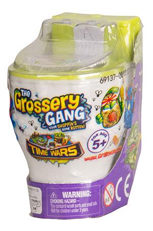 Los Grossery Gang presenta pelicula y nueva línea de juguetes de La guerra de los tiempos: Time Wars - grossery-gang-time-wars