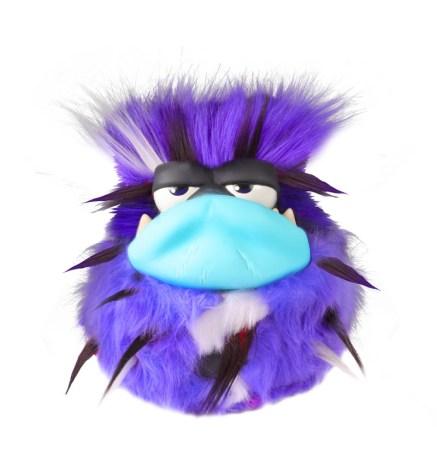 La primera anti-mascota virtual ha llegado ¡Los GRUMBLIES! - grumblies_bolt-437x450