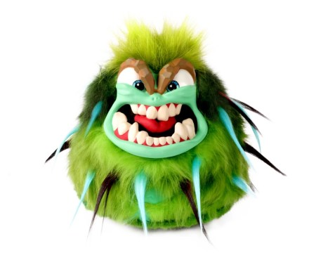 La primera anti-mascota virtual ha llegado ¡Los GRUMBLIES! - grumblies_tremor-450x380