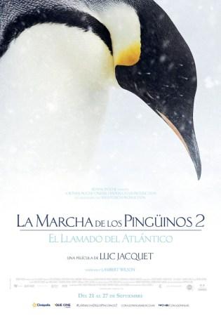 Cinépolis presenta La marcha de los pingüinos 2