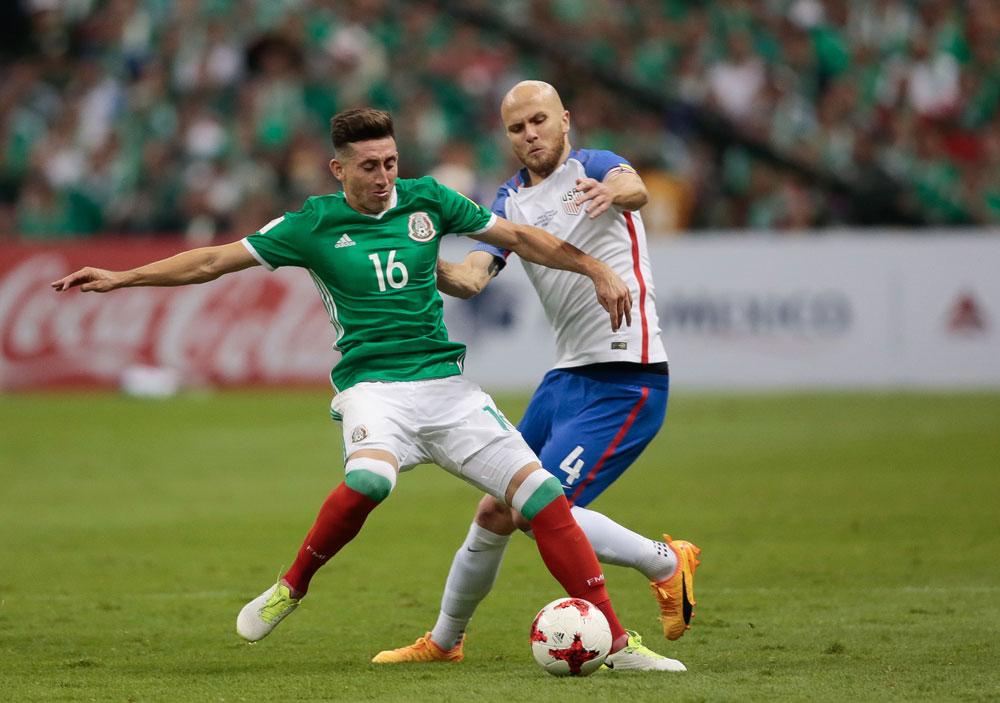 México vs Estados Unidos, Amistoso 2018 ¡En vivo por internet! - mexico-vs-usa-2018