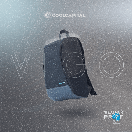 Cool Capital lanza mochila impermeable: Vigo