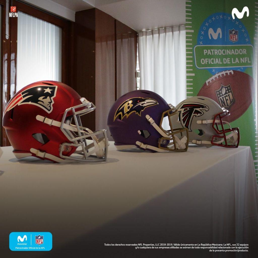 Movistar y la NFL lanza App Movistar NFL MX para los fans Mexicanos - movistar-y-la-nfl