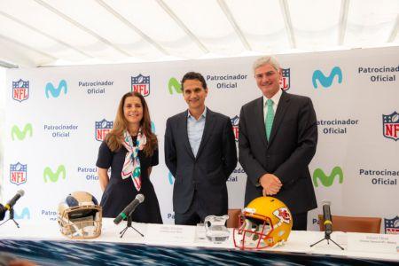 Movistar y la NFL lanza App Movistar NFL MX para los fans Mexicanos