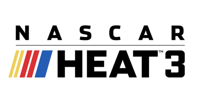 ¡Nascar Heat 3 llega derrapando! - nascar-heat-3-800x374