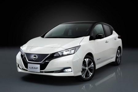 Nissan LEAF 2019, el primer vehículo que se venderá exclusivamente en línea