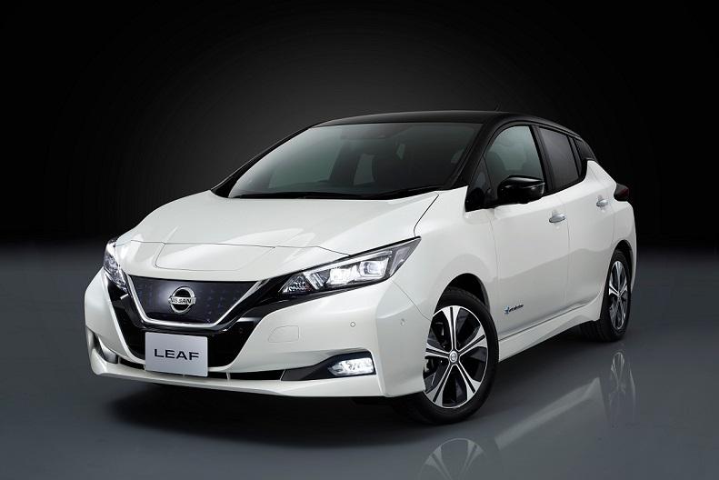 Nissan LEAF 2019, el primer vehículo que se venderá exclusivamente en línea - nissan-leaf