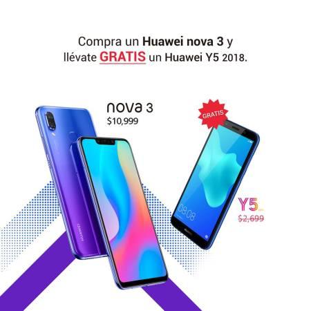 HUAWEI nova 3, revoluciona la forma de tomar selfies en máxima resolución - promocion-huawei-nova-3-450x450