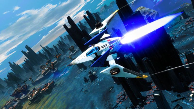 Ubisoft revela nuevo avance en videodeStarlink: Battle for Atlas - starlink-battle-for-atlas-800x450
