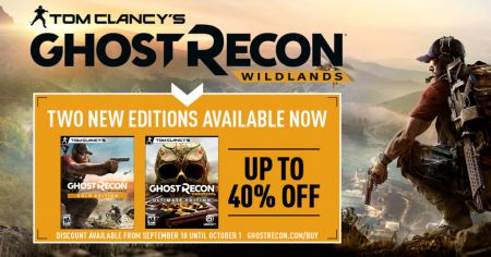 Tom Clancy's Ghost Recon Wildlands ofrecerá un fin de semana gratuito