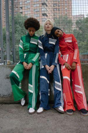 Nueva colección de adidas Originals y la diseñadora alemana Daniëlle Cathari