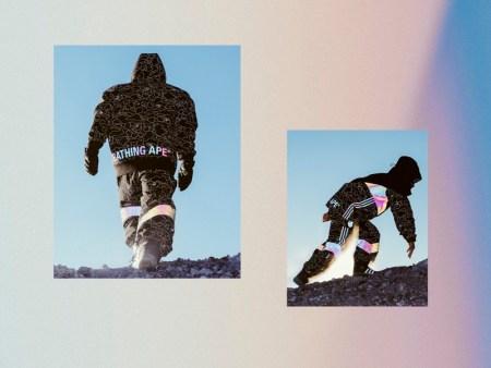 adidas Snowboarding y BAPE lanzan su colaboración otoño – invierno 2018
